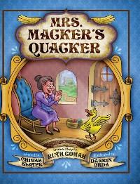 Cover Mrs. Macker's Quacker