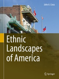 Cover Ethnic Landscapes of America