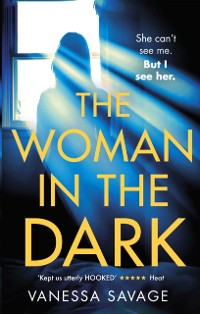 Cover Woman in the Dark