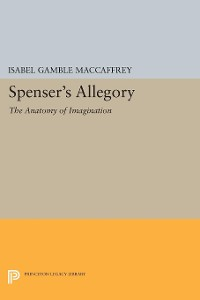Cover Spenser's Allegory