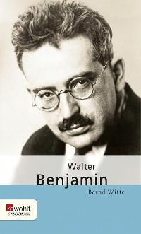 Cover Walter Benjamin