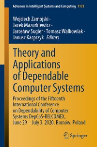 Cover Theory and Applications of Dependable Computer Systems