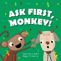Cover Ask First, Monkey!