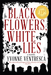 Cover Black Flowers, White Lies