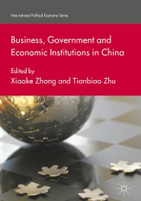 Cover Business, Government and Economic Institutions in China