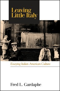 Cover Leaving Little Italy