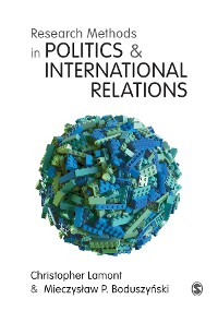 Cover Research Methods in Politics and International Relations
