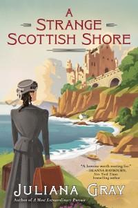 Cover Strange Scottish Shore