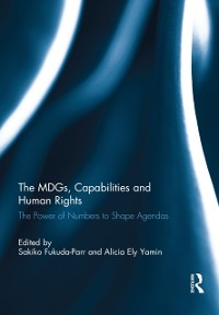 Cover MDGs, Capabilities and Human Rights