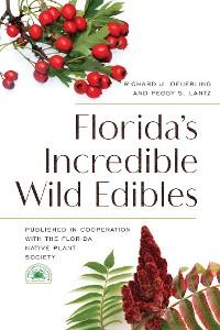 Cover Florida's Incredible Wild Edibles