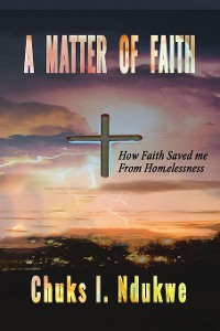 Cover A MATTER OF FAITH