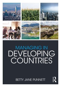 Cover Managing in Developing Countries