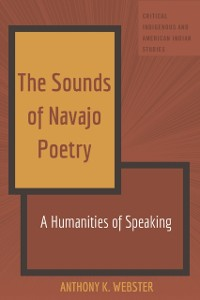 Cover Sounds of Navajo Poetry