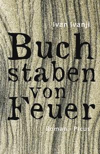 Cover Buchstaben von Feuer