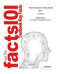 Cover Pearson Nurse's Drug Guide 2015