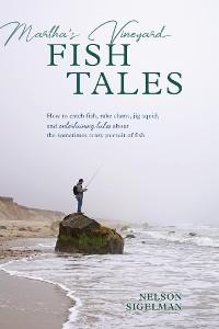Cover Martha's Vineyard Fish Tales