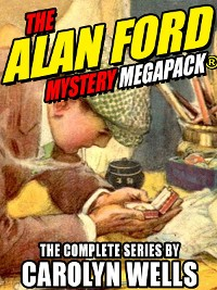 Cover The Alan Ford Mystery MEGAPACK®