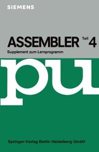 Cover Assembler IV