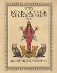 Cover König der vier Weltgegenden - Band 4