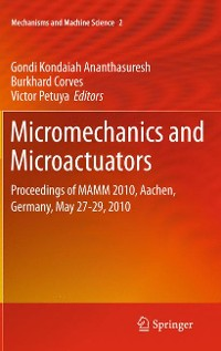 Cover Micromechanics and Microactuators