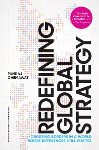 Cover Redefining Global Strategy, with a New Preface