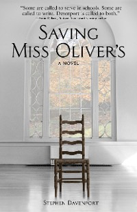 Cover Saving Miss Oliver's