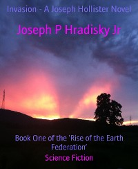 Cover Invasion - A Joseph Hollister Novel