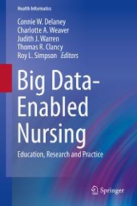 Cover Big Data-Enabled Nursing