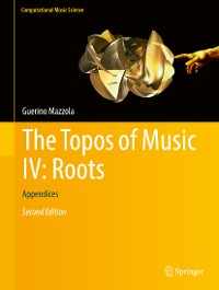 Cover The Topos of Music IV: Roots