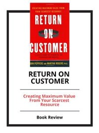 Cover Return on Customer