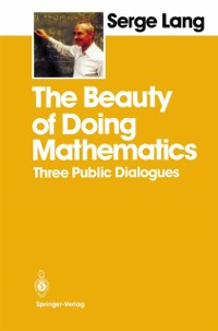 Cover Beauty of Doing Mathematics