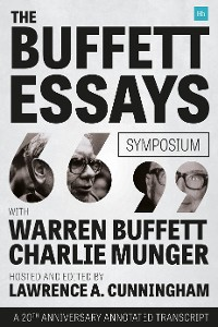Cover The Buffett Essays Symposium