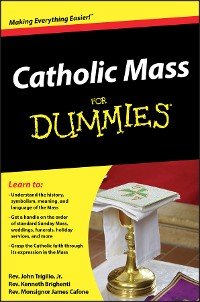 Cover Catholic Mass For Dummies