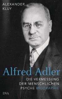 Cover Alfred Adler