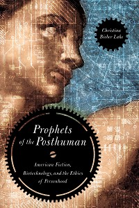 Cover Prophets of the Posthuman