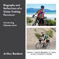 Cover Biography and Reflections of a Globe Trotting Pensioner