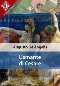 Cover L'amante di Cesare