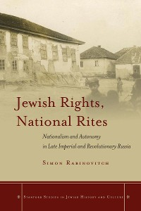 Cover Jewish Rights, National Rites