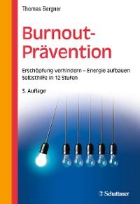 Cover Burnout-Prävention