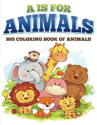 Cover A is for Animals!