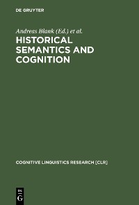 Cover Historical Semantics and Cognition