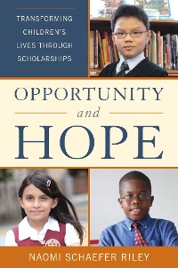 Cover Opportunity and Hope