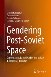 Cover Gendering Post-Soviet Space