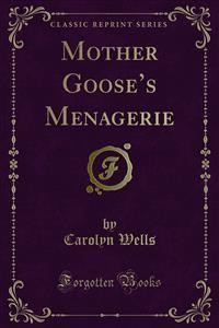 Cover Mother Goose's Menagerie