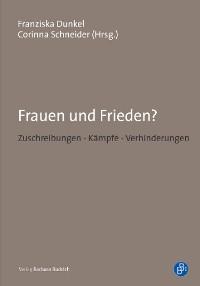 Cover Frauen und Frieden?