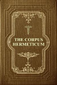Cover The Corpus Hermeticum