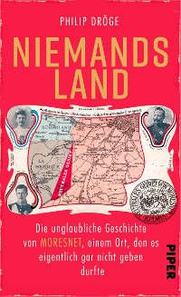 Cover Niemands Land