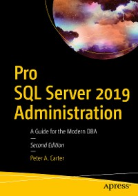 Cover Pro SQL Server 2019 Administration