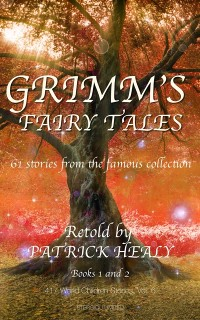 Cover Grimm's Fairy Tales: Book 1 and 2