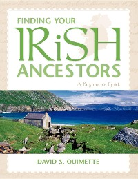 Cover Finding Your Irish Ancestors